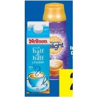 Neilson Cream 5%, 10%, 18%, 35% or International Delight