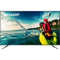 "Sharp 75"" R6004U Roku Smart TV"