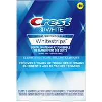 Oral 3D White Whitestrips, Oral-B Vitality Power Toothbrush or Refills