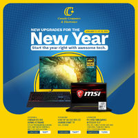 Canada Computers - Weekly Deals - New Upgrades For The New Year Flyer