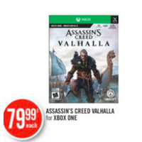 Assassin's Creed Valhalla For Xbox One
