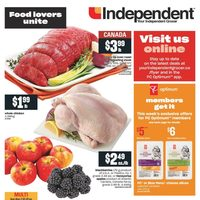 Your Independent Grocer - Weekly Specials - Points Days Flyer