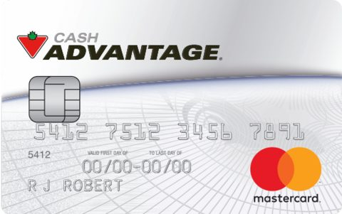 Canadian Tire Cash Advantage MasterCard®
