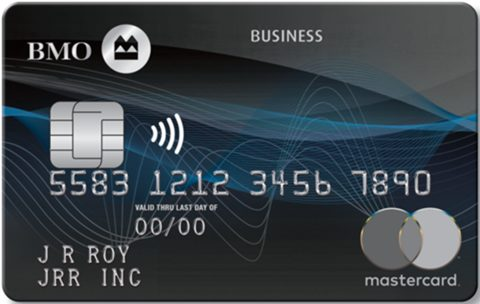 BMO Rewards® Business Mastercard®*
