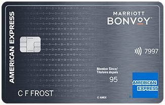 The Marriott Bonvoy™ American Express® Card