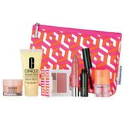 Hudson's Bay: Get a Free 7-Piece Clinique Gift Set with $35+ Clinique Purchase + Bonus Step-Up Gift with $75 Purchase!