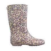 Splashers - Youth Girl's Leopard Print Rain Boot - $20.98 ($9.01 Off)