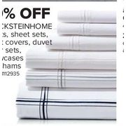 Glucksteinhome Sheets, Sheet Sets, Duvet Covers, Duvet Cover Sets, Pillowcases and Slams - 40% off