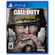 Call of Duty: WWII for PS4/Xbox One - $59.99 ($20.00 off)