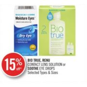 15% Off Soothe Eye Drops