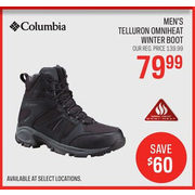 e1d509f9929 Sport Chek: Columbia Men's Telluron Omniheat Winter Boot ...