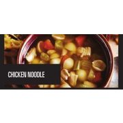 Chicken Noodle - Medium Soup - $4.99