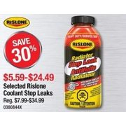 Rislone Coolant Stop Leaks - $5.59-$24.49 (30% off)