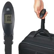 Portable Digital LCD Luggage Scale - $9.99