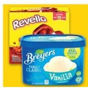 Breyers Classic Frozen Dessert or Popsicle Novelties - $2.97