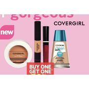 Covergirl Face or Lip Cosmetics - BOGO 50% off