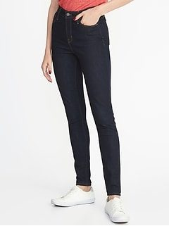 534ea6310a8 Old Navy High-rise Secret-slim Pockets Rockstar Super Skinny Jeans For Women  - $30.00 ($19.94 Off) High-rise Secret-slim Pockets Rockstar Super Skinny  Jeans ...