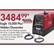 PeaveyMart: Eagle 10,000 Plus Welder/Generator
