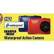 Visions Electronics Sharper Image Waterproof Action Camera