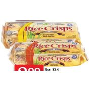 Hot Kid Rice Crisps - $2.99