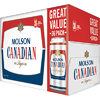 Molson - Canadian Can - $46.99 ($5.00 Off)
