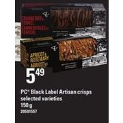 PC Black Label Artisan Crisps - $5.49