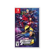 "Super Mario Maker 2"" Or Marvel Ultimate Alliance 3: The Black Order For Nintendo Switch - $79.99"