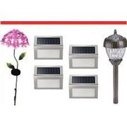 All Solar Lights - 20% off