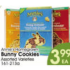 Annie's Homegrown Bunny Cookies - $3.99
