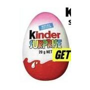 Kinder Surprise Eggs - $6.98