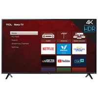 "[TCL 65"" 4K Roku HDR Smart LED TV - $599.99 ($50.00 off)]"