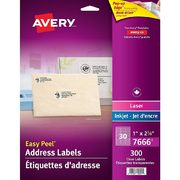 Avery EasyPeel Clear Labels - From $14.99 (20% off)