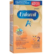 Enfamil A+ Infant Formula Powder Refill Box With Omega - $42.98