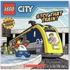 Books - Lego City: Stop That Train - BOGO 50% off