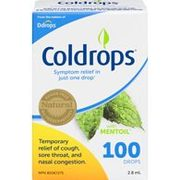 Coldrops Cough & Cold, Mister and Kids Drops - $7.99