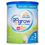 Enfagrow A+ Or Similac Go & Grow - $19.99