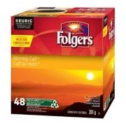 Folgers K-Cup Pods - $23.99 ($1.00 off)