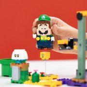 LEGO Shop: Pre-Order the New LEGO Super Mario Adventures with Luigi Starter Course